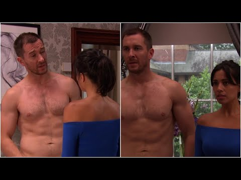 Emmerdale - Leyla walks in on Pete and Priya! (HD)