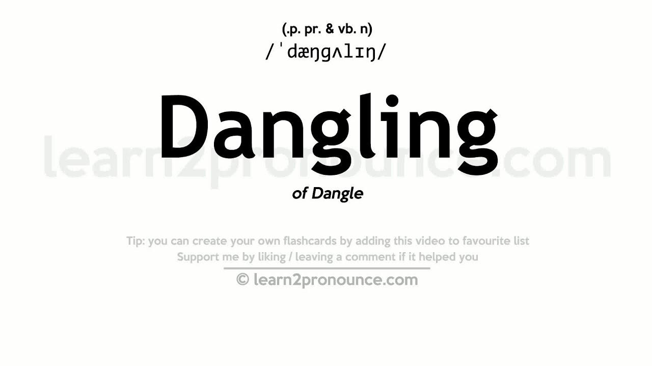 Dargle definition