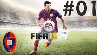 FIFA 15 - Gameplay ITA - Modalità Allenatore - Let