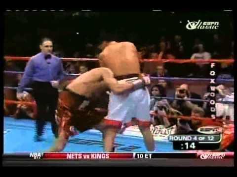 Scott Pemberton vs Omar Sheika 2