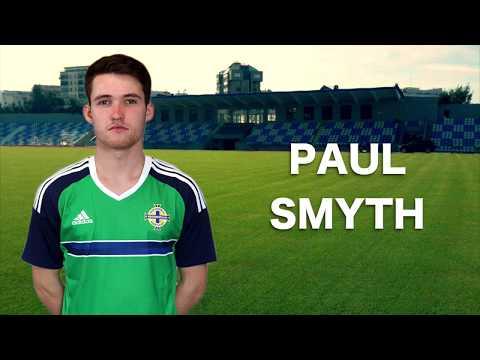 Northern Ireland Under-21 Line Up - Albania