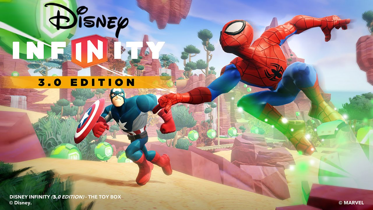 Disney Infinity Toy Box 3 0 By Disney Ios Android Gameplay Video Youtube