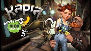 KAPIA Kickstarter Trailer