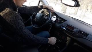вождение в теории - знакомство с автомобилем