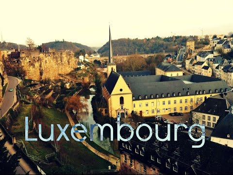 Luxembourg at a glance
