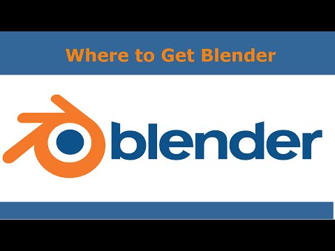 How To Download And Install Blender Free 3D Modeling Software - YT