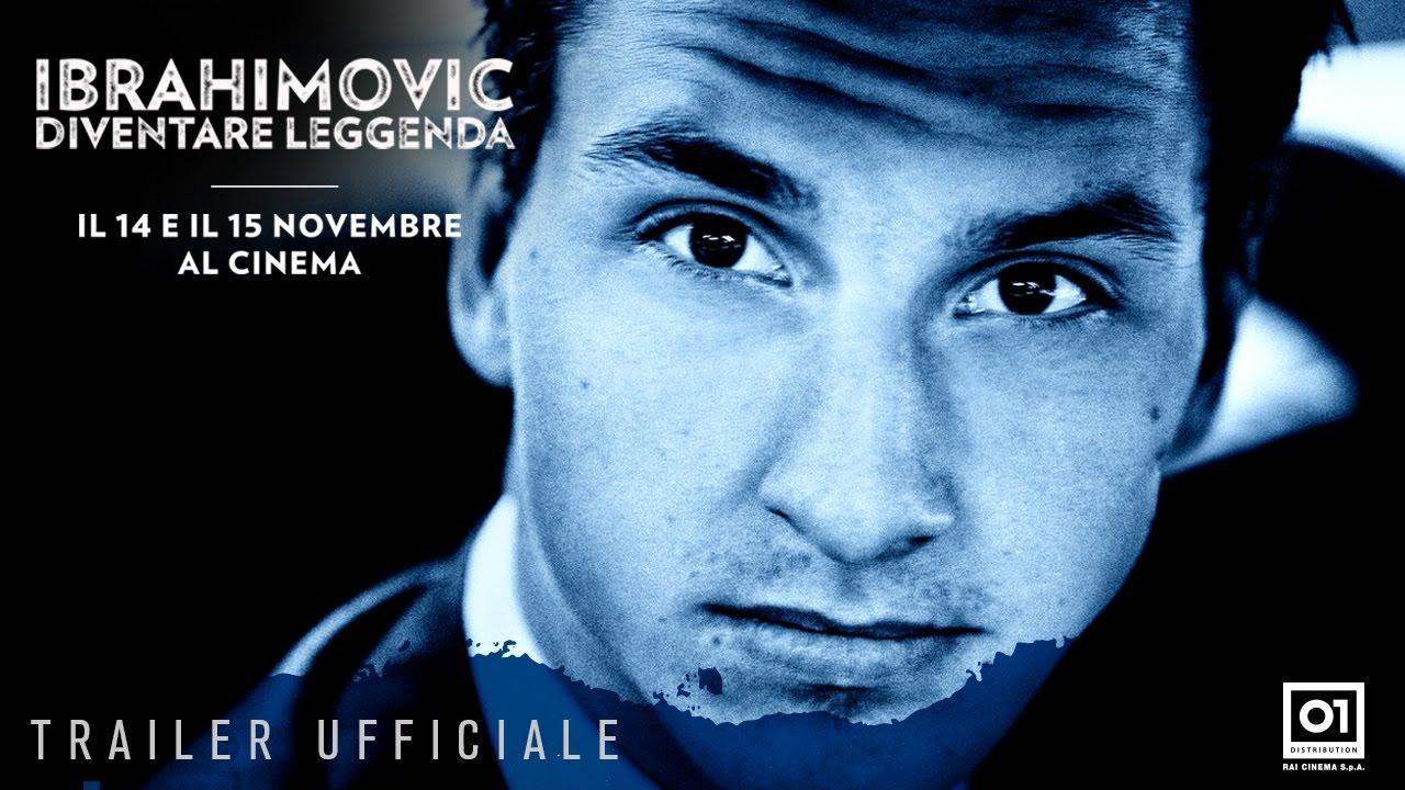 IBRAHIMOVIC: DIVENTARE LEGGENDA (2016) - Trailer Ufficiale ITA HD