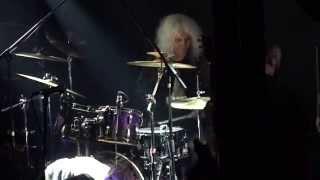 Νίκος Καρβέλας - Drums Solo στο Eightball Club Θεσσαλονίκη 21/11/2015 (HD)