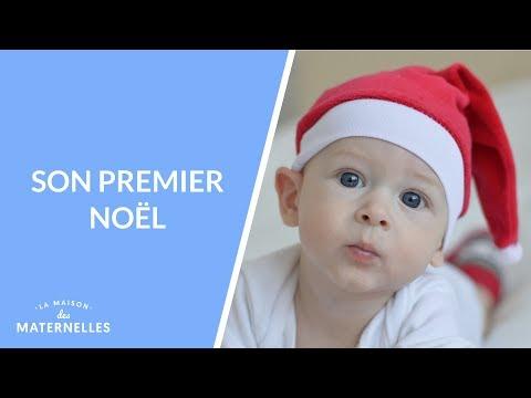 Son premier Noël !  - La Maison des maternelles #LMDM