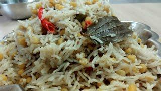 Chana daal pulao recipe/kabooli khichdi recipe