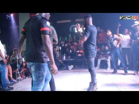 LA VIDEO INTEGRALE DU CLASH ARIEL SHENEY FACE A DJ MOASCO AU MIX DISCOTHEQUE