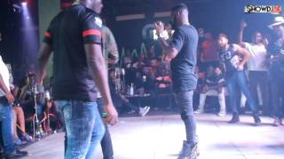 LA VIDEO INTEGRALE DU CLASH ARIEL SHENEY FACE A DJ MOASCO AU MIX DISCOTHEQUE