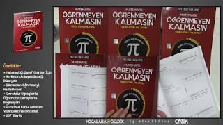 Öğrenmeyen Kalmasın  - Herkes İçin Matematik Kitabı
