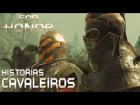 For Honor - Modo História #1 - Os Cavaleiros [Dublado PT-BR PC]