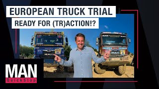 MAN at the European Truck Trial competition | MAN QuickStop #8