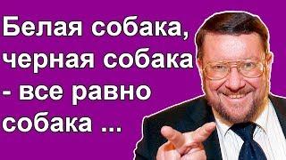 Евгений Сатановский - Белая собака, черная собака - все равно собака ...