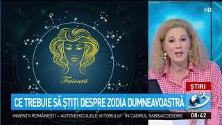Horoscopul zilei de 19 octombrie, cu Camelia Pătrășcanu. Scorpionii rezolvă o problemă importan