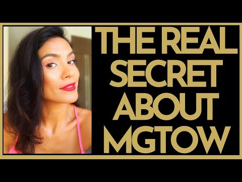 The REAL SECRET About MGTOW | They Don't Want You To Know About This Red Pill