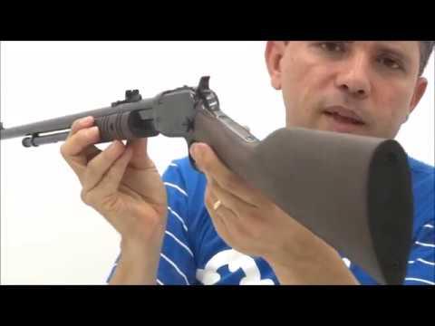 Carabina de repetição Taurus, mod 62R cal. 22LR