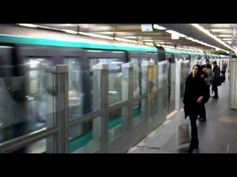 Nouvelles Portes Palières En Action à Hôtel De Ville Ligne YouTube - Portes palières