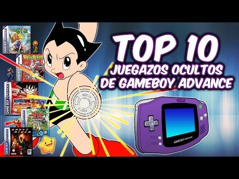 Top 10   Grandes juegos desconocidos de Game Boy Advance (GBA)