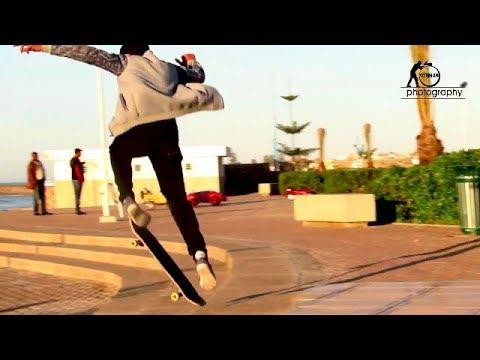 skateboard morocco casablanca