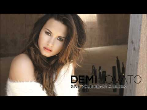 Demi Lovato - Give Your Heart A Break (OFFICIAL INSTRUMENTAL)
