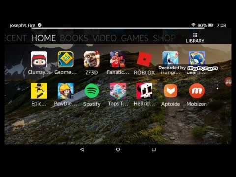 How To Get Free Robux On Fire Tablet - How To Get Free Mods For Amazon Fire Tabletkindle Fire