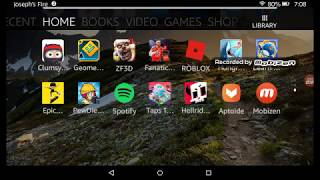How to get free mods for amazon fire tablet/kindle fire tablet