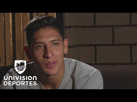 La historia de Edson Álvarez, el muchacho que pasó del Sub 20 a titular del América