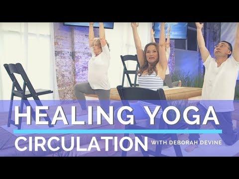 Healing Yoga - Season 1 - Episode 10 - Circulation