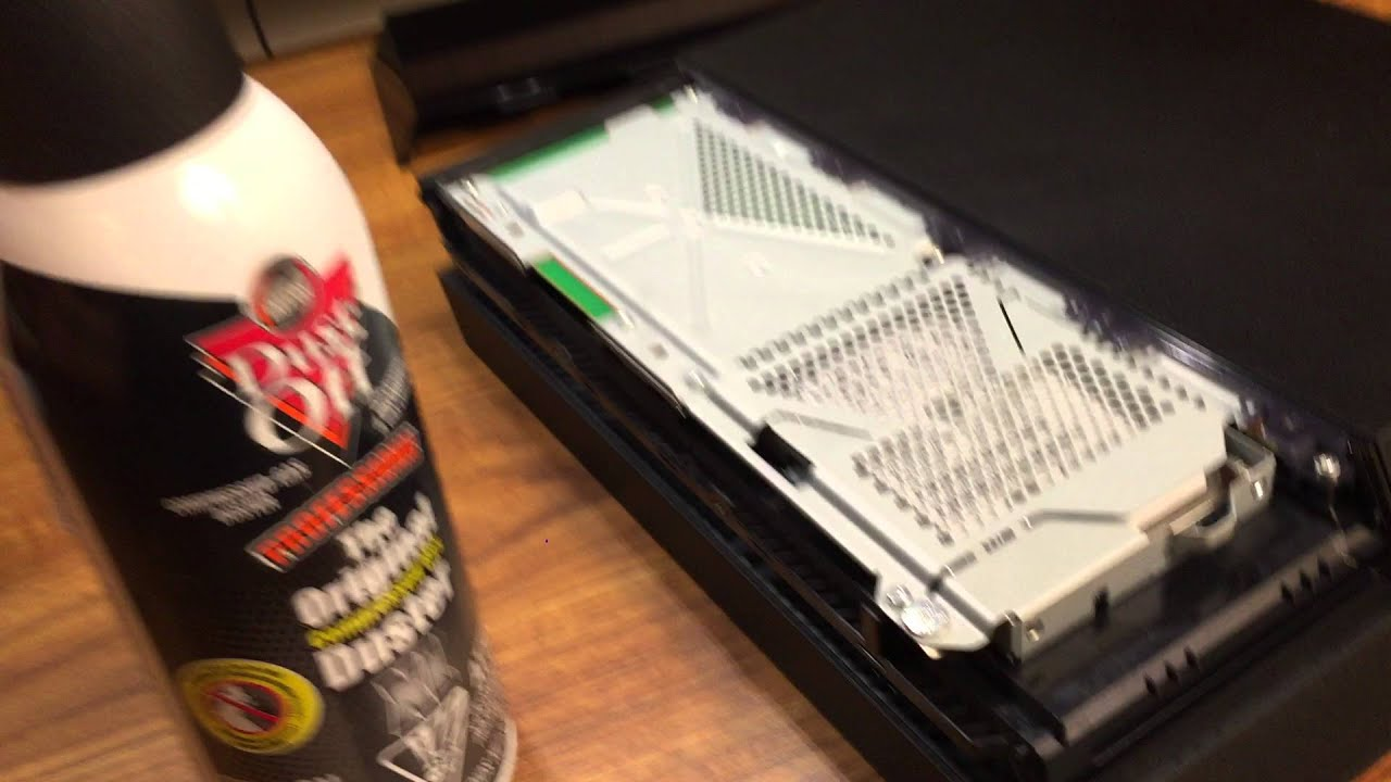 How To Keep a PS4 Dustfree and Cool  YouTube