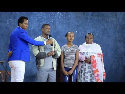 ETHIOPIAN MAJOR PROPHET ISRAEL DANSA AMAZING PROPHETIC MESSAGE 07, AUG 2017