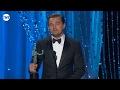 leonardo dicaprio i sag awards acceptance speech 2016 i tnt  Picture