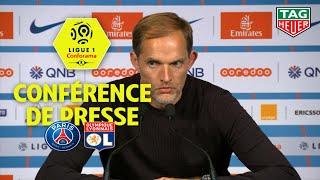 Conférence de presse Paris Saint-Germain - Olympique Lyonnais ( 5-0 )  / 2018-19