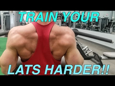 Do Reverse Lat Pulldowns LIKE THIS For MORE GROWTH! | WORKS INSTANTLY