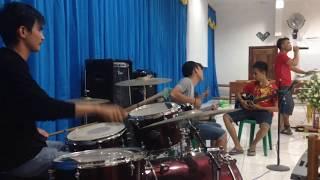 Bejana-Mu - JPCC Worship (cover/drum Cam)