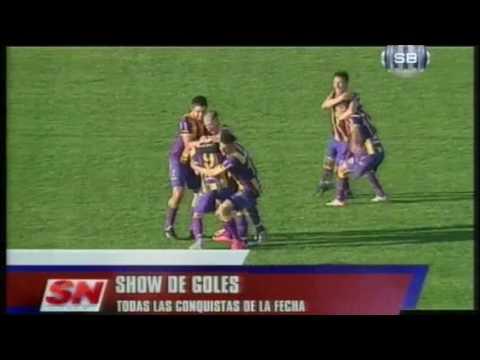 El show de goles de la Liga del Sur