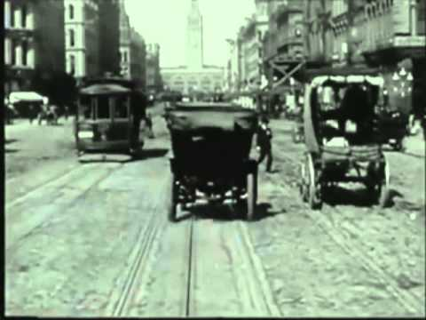 San Francisco Historical Images with music by George Chadwick