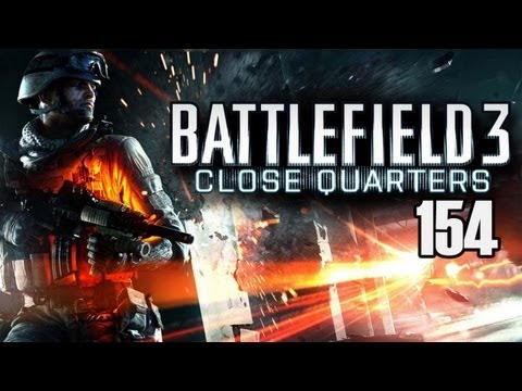 Let's Play Battlefield 3 Close Quarters #154 [Deutsch/Full-HD] - Waffenmeister 3 vs 3 Donya-Festung