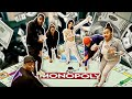 Gambar cover GIANT Monopoly with REAL MONEY! @DuB Family @Tytheguy @Valentine's Day @Brittany Jones @Nyree & Von