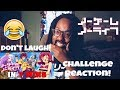 IM NOT LAUGHING YOU RE LAUGHING TRY NOT TO LAUGH NO GAME NO LIFE IN 7 MINUETS REACTION mp3