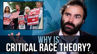 Why Is Critical Race Theory? - SOME MORE NEWS