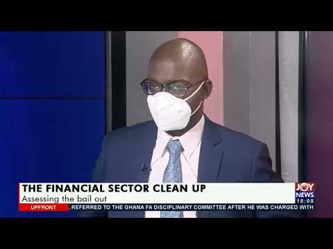Financial sector clean-up: 84% of depositors who signed up have been paid - Paul Ababio