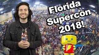 Florida Supercon 2018 Showcase! - Short Scoop