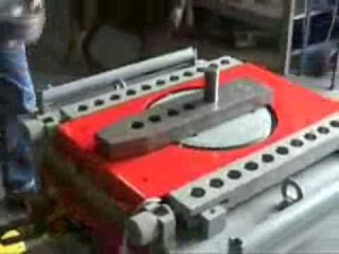 Rebar Bending Machines from Icaro