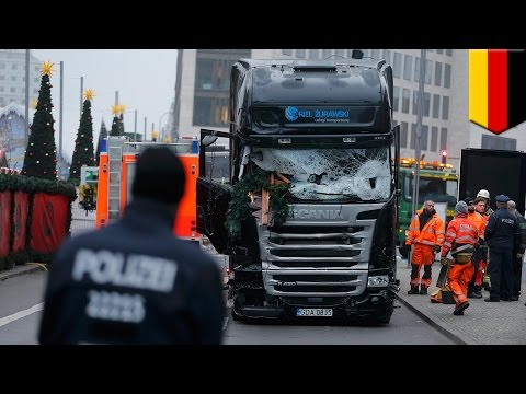 Berlin terrorist attack: ISIS claims responsibility for Christmas market attack - TomoNews
