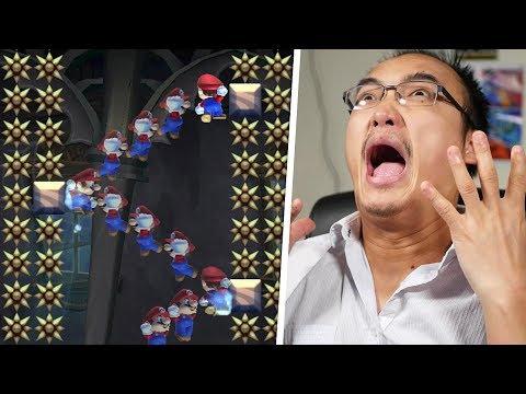 NIVEAU CHALLENGE RAGE EXTRÊME ! | Super Mario Maker