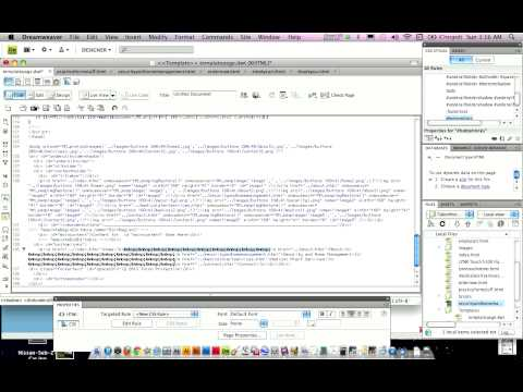 Creating Space Between Words & Lines In HTML