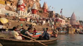 Ganga Stotram followed by 'Gange Maam Paahi', a composition attribu...